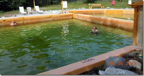 Takhini Hot Springs YT
