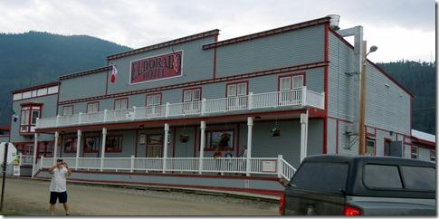 Dawson City YT