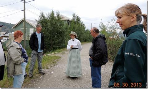 Dawson City Walking Tour