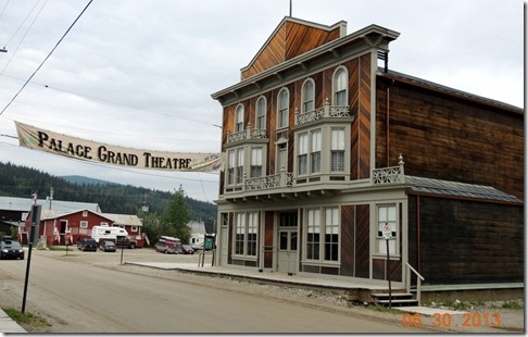 Dawson City Walking Tour