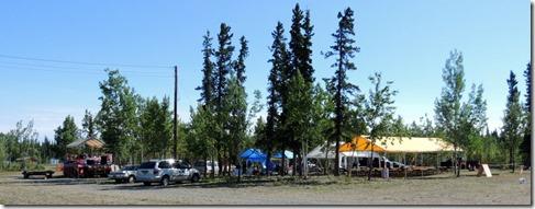 Fairgrounds, Tok AK