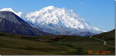 Mt. McKinley-Denali Park Tour