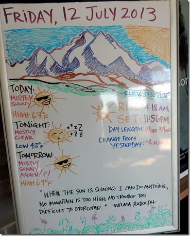 Denali Park Tour