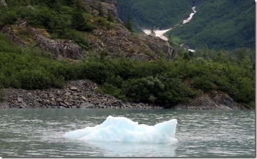 Glacier calf