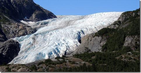 Seward AK  Kenai Fjords National Park Exit Glacier