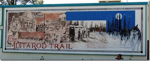 Seward AK The Iditarod Trail 2002
