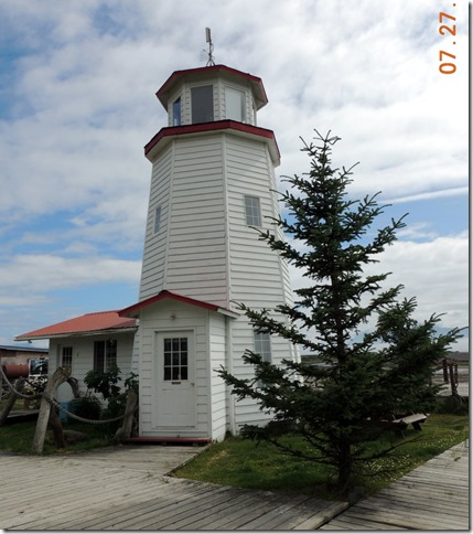 Lighthouse home- Homer AK