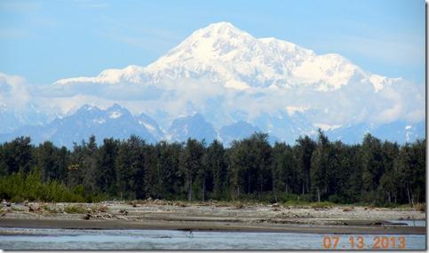 Mt. McKinley from Talkeetna