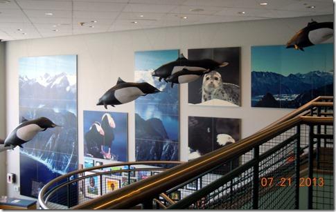 Seward Sea Life Center