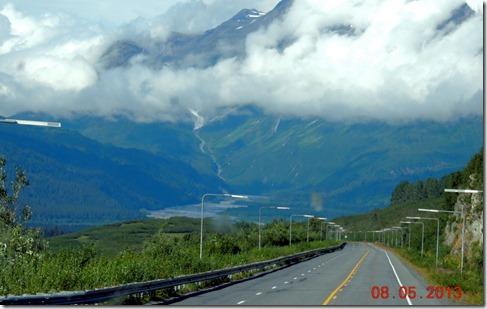 Copper Center to Valdez - Copper River Valley