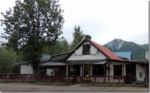McCarthy Golden Saloon