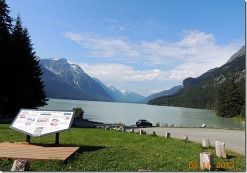 Chilkaot Lake
