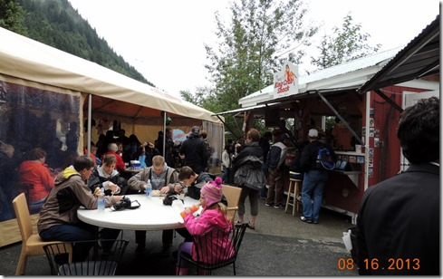 Tracy's King Crab Shack in Juneau
