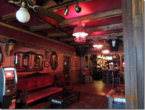 Alaska Hotel Bar