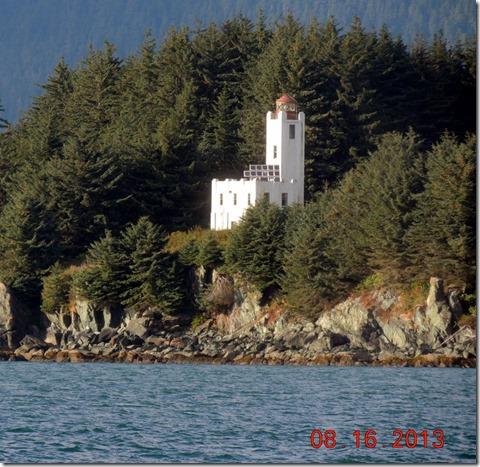 Sentenal Lighthouse, 1903