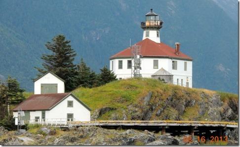 Eldrod Lighthouse, it's for sale...