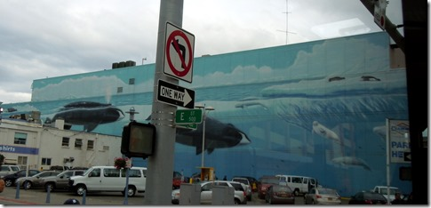 Anchorage mural