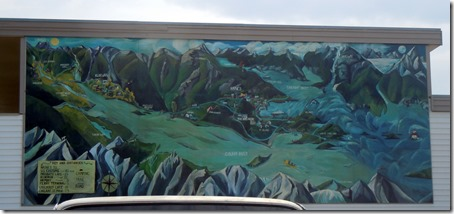 Haines Mural