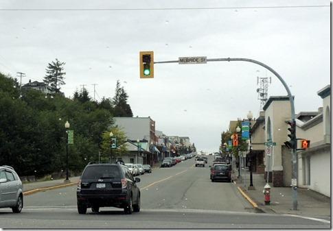 Downtown Prince Rupert