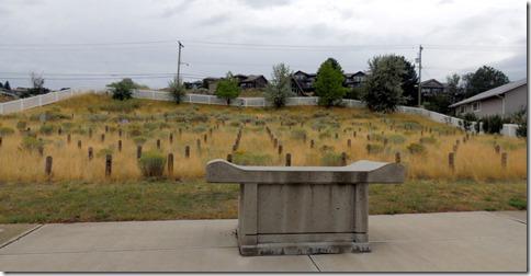 Chinese cemetery, Kamloops
