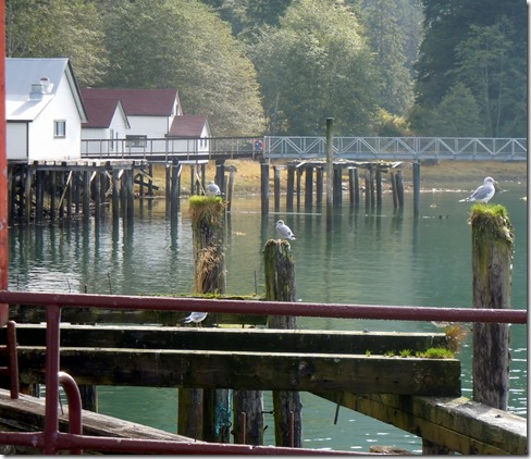 North Pacific Cannery, Port Edward BC