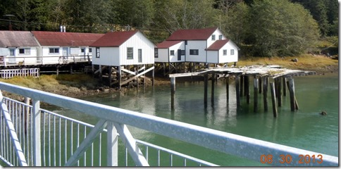 North Pacific Cannery, Port Edward, BC