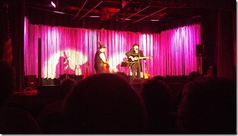 C Steve, Johnny Cash Tribute Show