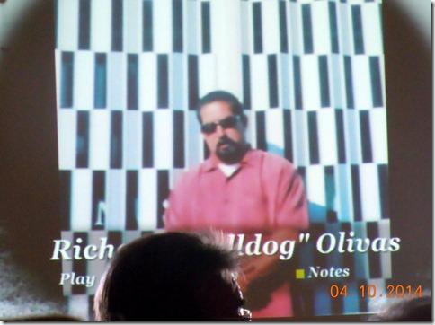 Richard Olivas memorial 2014