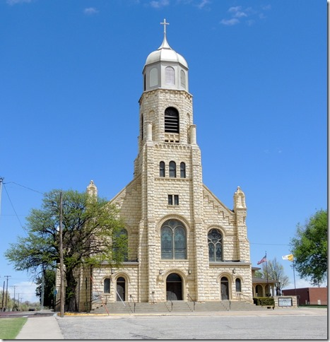 St. Joseph's Church Hays KS