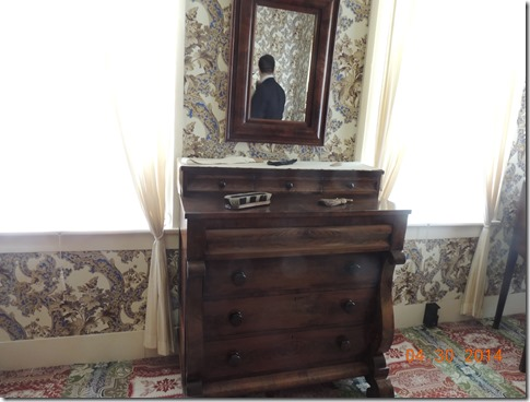 Lincoln chest