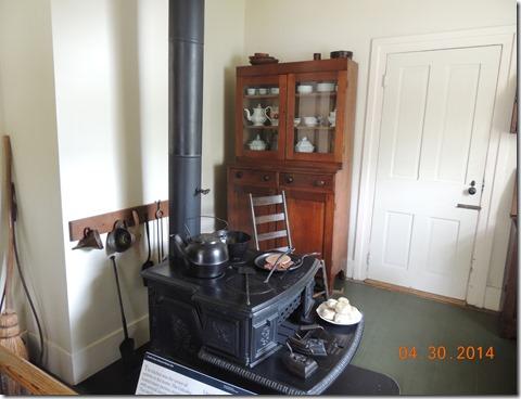 Mary Todd Lincolns stove