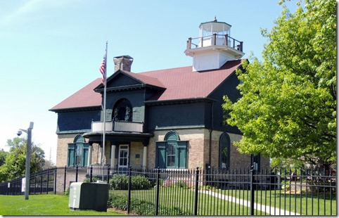 Michigan City Old Lighthouse Museum