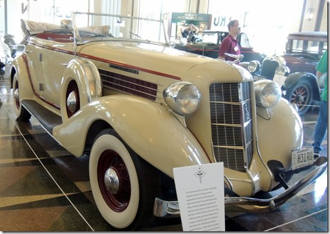852 Phaeton was sent to Greece, drove to the 1936 Olympics in Munich and was used by British in WWII