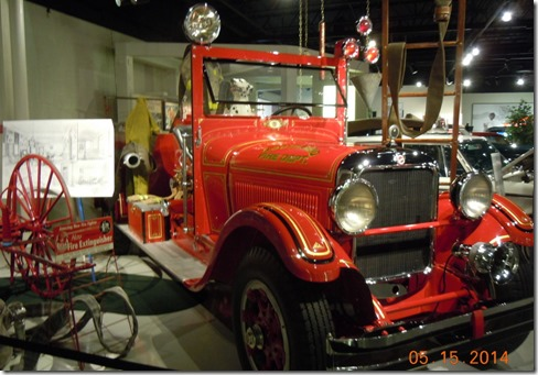 Studebaker made fire trucks
