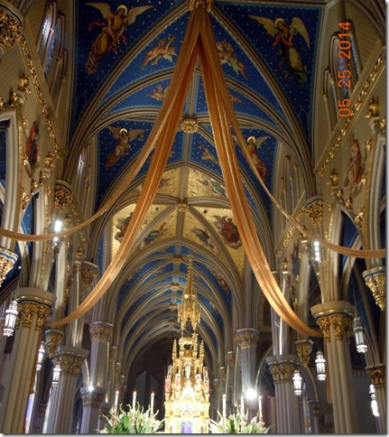 Notre Dame Basilica of the Sacred Heart