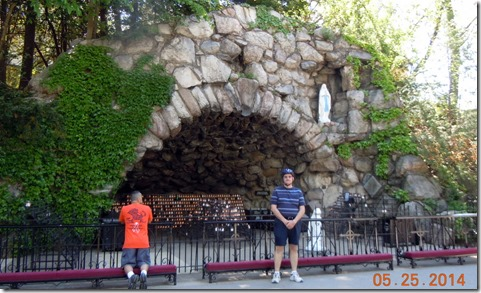 Notre Dame Grotto of Lourdes