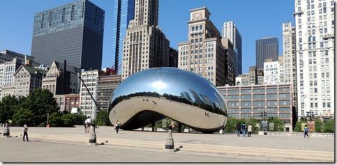 The Bean- Millennium Park- Chicago