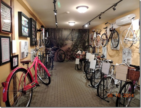 Bicycle Museum Three Oaks MI
