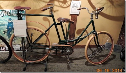 Bicycle Museum Three Oaks MI