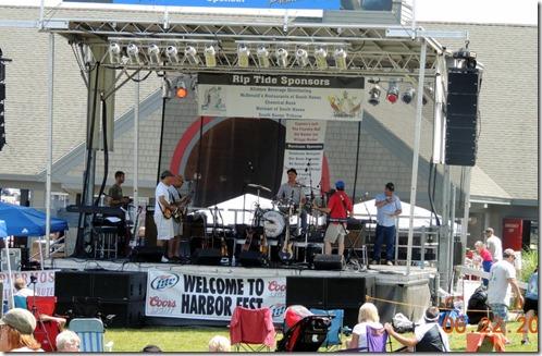 South Haven MI Harbor Fest  Beatles music