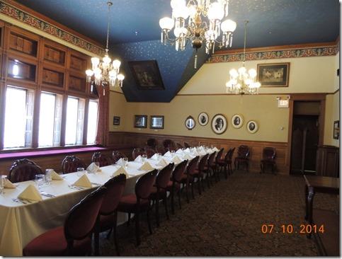 Ballroom, Studebaker Mansion