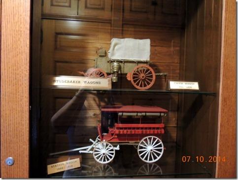 Studebaker wagon replicas,Studebaker Mansion