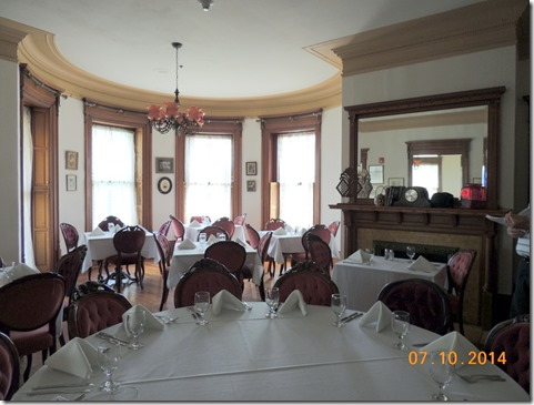 Originally master bedroom, Studebaker Mansion