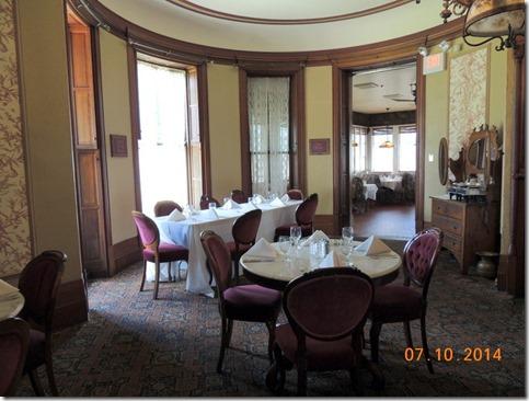 Family room, Studebaker Mansion