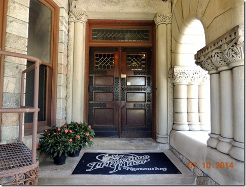 Entrance, Studebaker Mansion