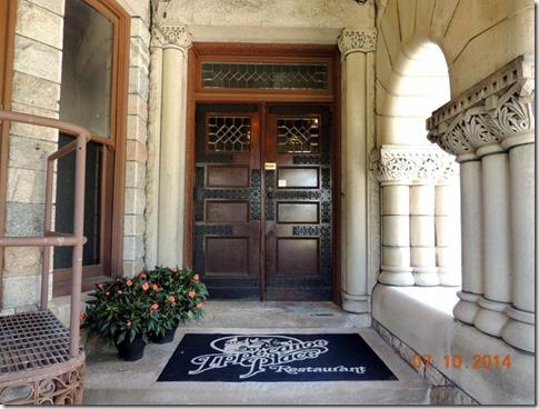 Entrance, Studebaker Mansion