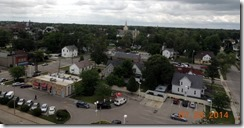 Northeast from the Bell Tower