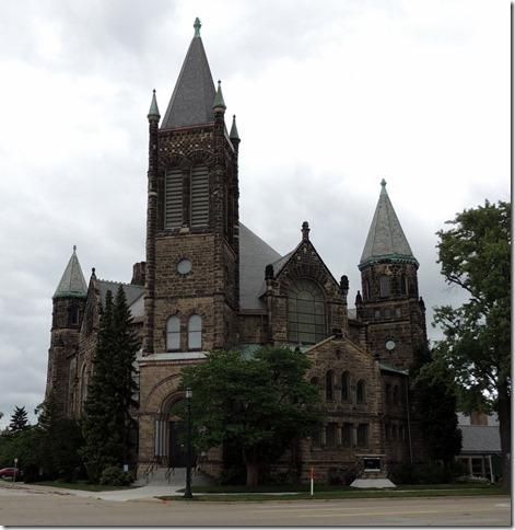 Prespeterian Church Bay City MI