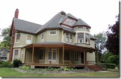 Victorian House in Bay City MI