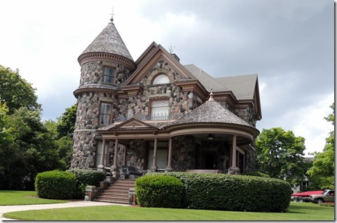 Victorian House in Alpena